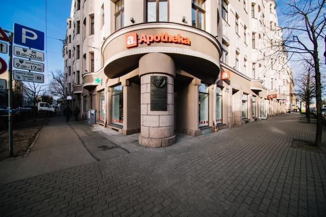 Izmanto īpašos aptiekas atklāšanas piedāvājumus jaunajā Apotheka aptiekā Rīgā, Tērbatas ielā 59/61–1A