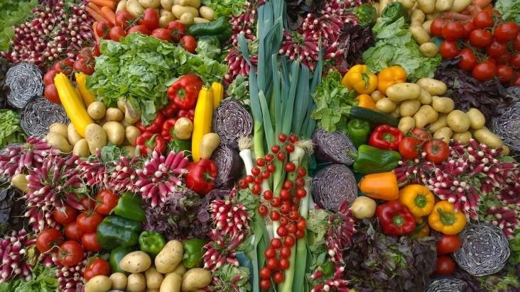 5 krāsas, kas jāiekļauj rudens ēdienkartē