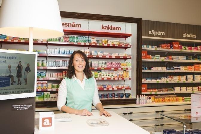 Apotheka piedāvā darbu aptiekas vadītājam Valkā