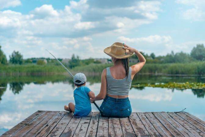4 iemesli, kāpēc veselības uzlabošanai brīvo laiku ieteicams pavadīt pie ūdenstilpnēm