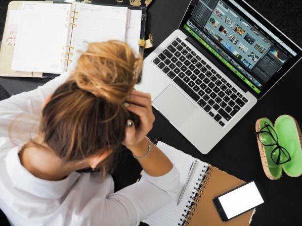 3 ķermeņa reakcijas, kas signalizē par paaugstinātu stresa līmeni