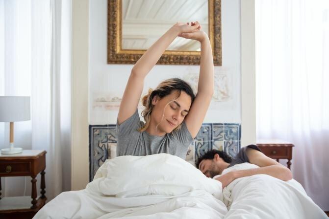 Elpošanas tehnikas un paradumi saldākam miegam