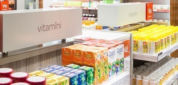 Vitamīnus veselības profilaksei ikdienā lieto 38% iedzīvotāju