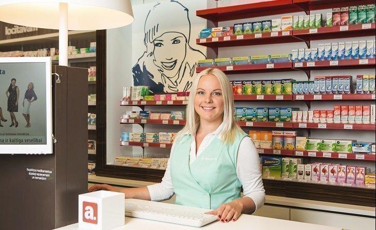 Apotheka aicina uz apmaksātām studijām RSU Sarkanā Krusta medicīnas koledžā un nodrošina garantētas darbavietas