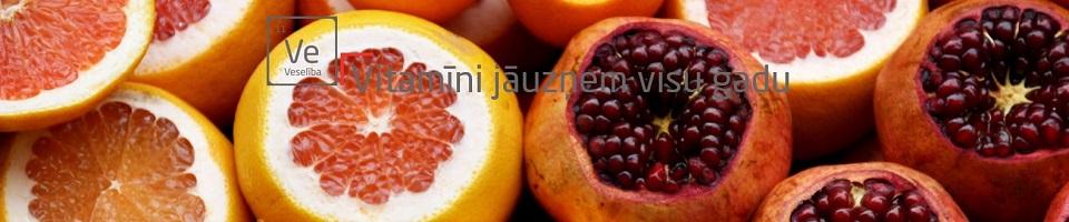 A vitamīns, betakarotīns