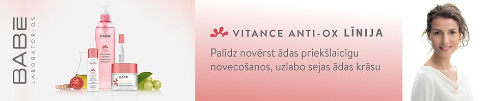 Vitance Anti Ox līnija