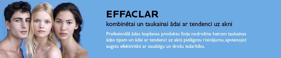 EFFACLAR taukainai un kombinētai ādai