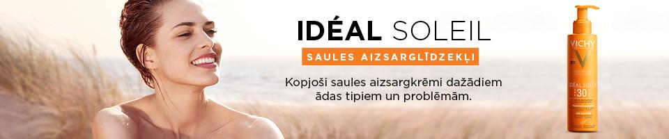 IDEAL SOLEIL saules aizsarglīdzekļi