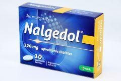 NALGEDOL 220MG TABLETES N10