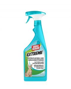 SIMPLE SOLUTION KAĶU ODOR REMOVER EXTREME 750ML